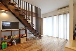 階段下のデッドスペース活用リフォーム|内装リフォーム