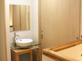 2階にもトイレと洗面台を新設できます!