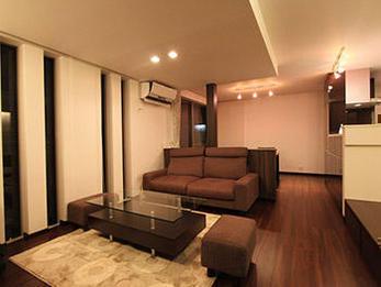 空間を無駄なく使用し、快適な住空間が実現