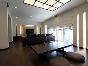 シンプルな空間に整理されたデザインを・・・