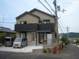 住宅 002(二世帯住宅)
