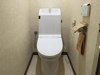 悩まないトイレへ