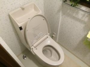 かわいくて気持ちのいいトイレへ