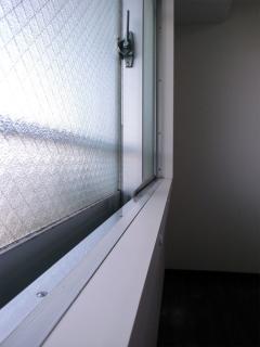 結露、防音対策の内窓