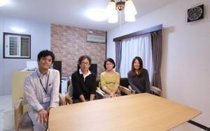 家族の絆を深めるリビング空間