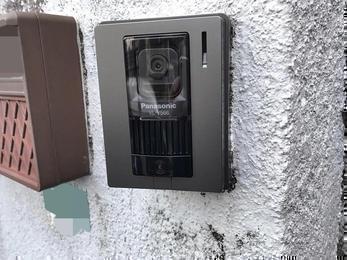 家での通話モニターホン
