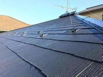 お家を守るのは、まずは屋根から
