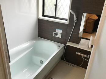 ホッとプラン~浴室暖房乾燥機完備!~