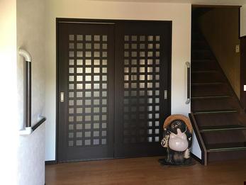 祖父母の為に安全・快適に暮らせる空間づくり