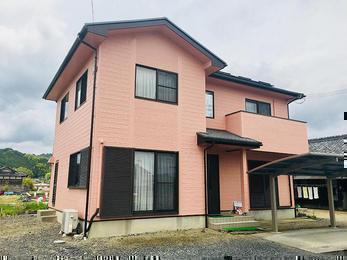 屋根・外壁塗装でピカピカハウス