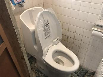 快適なトイレに!