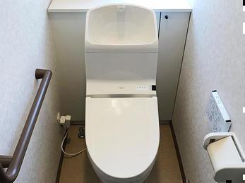 きれいなトイレ空間
