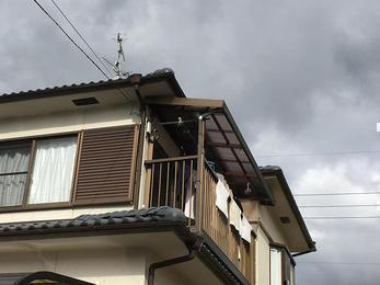 台風被害も駆けつけます