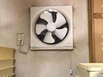 小1時間で換気扇交換できます!