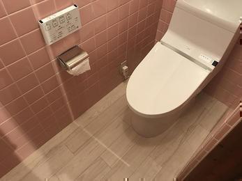 段差をなくすトイレ