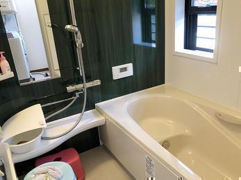 お風呂が寒い!を、快適で落ち着くお風呂に!