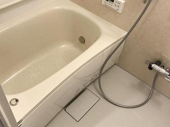 お風呂をシステムバスに★