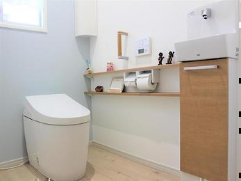 最新最高級トイレで、最後のリフォームを