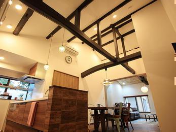 カフェのような空間へ