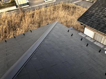 屋根のメンテナンス!
