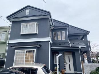 屋根・外壁塗装でスタイリッシュに!