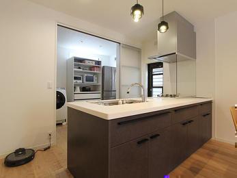 明るく開放的な家で新しい暮らし