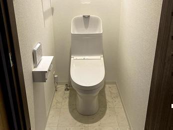 おしゃれなトイレと快適な玄関に!!