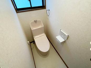 可愛いトイレに