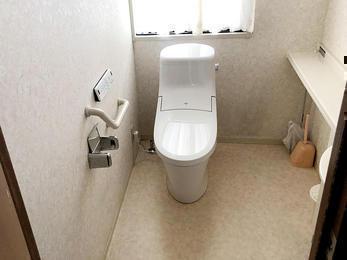 トイレを美しく