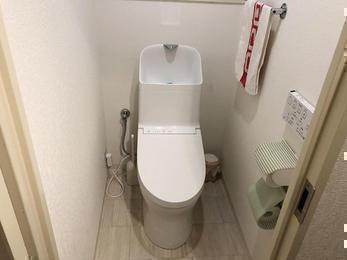 水漏れともお別れ!!スタイリッシュなトイレで快適な日常へ!