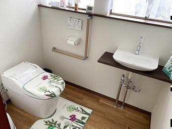 トイレまるごとリフォーム