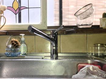 キッチンの水栓交換で毎日の料理が楽しみに!