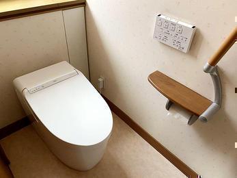 綺麗なトイレを