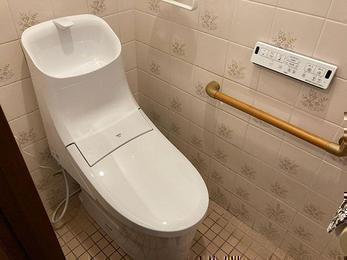 トイレを快適に!