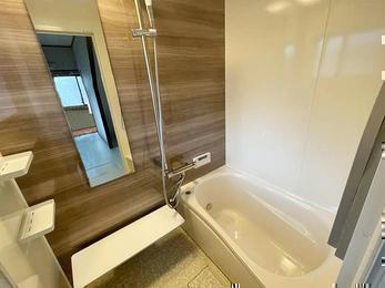 安心で快適な浴室へ